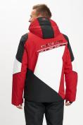 Оптом Горнолыжная куртка мужская красного цвета 77016Kr в Екатеринбурге, фото 7