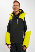 Оптом Горнолыжная куртка мужская желтого цвета 77018J в Екатеринбурге, фото 10