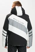 Оптом Горнолыжная куртка мужская белого цвета 77022Bl в Екатеринбурге, фото 7