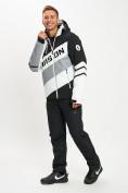 Оптом Горнолыжная куртка мужская белого цвета 77022Bl в Екатеринбурге, фото 8