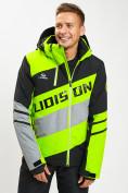 Оптом Горнолыжная куртка мужская зеленого цвета 77022Z в Екатеринбурге, фото 5