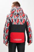 Оптом Горнолыжная куртка анорак мужская красного цвета 77027Kr в Екатеринбурге, фото 10