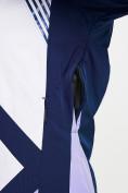 Оптом Горнолыжная куртка женская фиолетового цвета 77031F в Екатеринбурге, фото 9