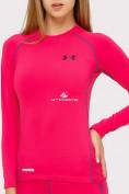 Оптом Термобелье женское розового цвета 8010R, фото 6