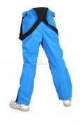 Оптом Брюки горнолыжные подростковые для девочки синего цвета 816S, фото 6
