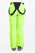 Оптом Брюки горнолыжные женские салатового цвета 818Sl, фото 6