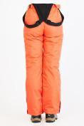 Оптом Брюки горнолыжные женские персикового цвета 818P в Екатеринбурге, фото 6