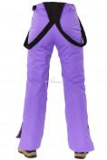 Оптом Брюки горнолыжные женские фиолетового цвета 818F в  Красноярске, фото 7
