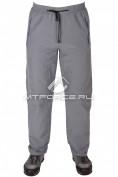 Интернет магазин MTFORCE.ru предлагает купить оптом брюки мужские плащевые серого цвета 8210Sr по выгодной и доступной цене с доставкой по всей России и СНГ