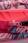 Оптом Комбинезон подростковый для девочки розовый 8808R в Казани, фото 6