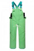 Оптом Горнолыжный костюм детский зеленый 8812Z в Екатеринбурге, фото 3