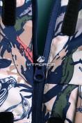 Оптом Горнолыжный костюм подростковый для девочки темно-синий 8818TS в  Красноярске, фото 8