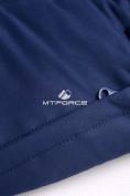Оптом Горнолыжный костюм подростковый для девочки темно-синий 8818TS в  Красноярске, фото 20