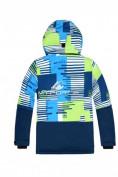 Оптом Горнолыжный костюм подростковый для мальчика синего 8825S в Казани, фото 5