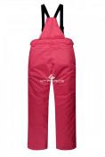 Оптом Горнолыжный костюм подростковый для девочки розовый 8830R в  Красноярске, фото 5