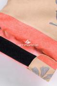 Оптом Горнолыжный костюм подростковый для девочки розовый 8830R в  Красноярске, фото 9