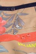 Оптом Горнолыжный костюм подростковый для девочки розовый 8830R в  Красноярске, фото 7