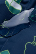 Оптом Комбинезон детский темно-синего цвета 8903TS, фото 9