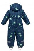 Оптом Комбинезон детский темно-синего цвета 8903TS, фото 2