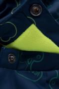 Оптом Комбинезон детский темно-синего цвета 8903TS, фото 6