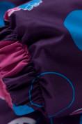 Оптом Комбинезон для девочки зимний фиолетового цвета 8906F в  Красноярске, фото 10