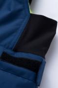 Оптом Горнолыжный костюм детский темно-серого цвета 8913TC, фото 13