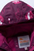 Оптом Горнолыжный костюм детский малинового цвета 8914M в Екатеринбурге, фото 14