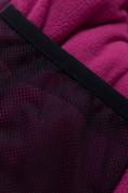 Оптом Горнолыжный костюм детский малинового цвета 8914M в Екатеринбурге, фото 8