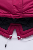 Оптом Куртка парка зимняя подростковая для девочки темно-синего цвета 8934TS в Екатеринбурге, фото 12