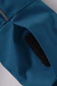 Оптом Горнолыжный костюм детский Valianly зеленого цвета 9001Z, фото 29