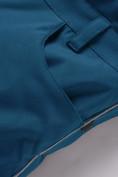 Оптом Горнолыжный костюм детский Valianly зеленого цвета 9001Z, фото 13