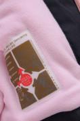 Оптом Горнолыжный костюм детский Valianly черного цвета 9002Ch, фото 27