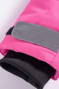 Оптом Горнолыжный костюм Valianly детский розового цвета 9004R, фото 13
