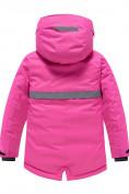 Оптом Горнолыжный костюм Valianly детский розового цвета 9004R, фото 3