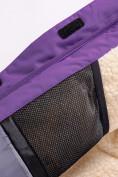 Оптом Горнолыжный костюм Valianly детский темно-фиолетового цвета 9004TF, фото 11