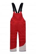 Оптом Горнолыжный костюм детский Valianly красного цвета 9006Kr, фото 4