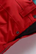 Оптом Горнолыжный костюм детский Valianly красного цвета 9006Kr, фото 7