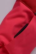 Оптом Горнолыжный костюм детский Valianly красного цвета 9006Kr, фото 15