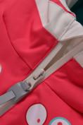Оптом Горнолыжный костюм детский Valianly красного цвета 9006Kr, фото 12