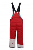 Оптом Горнолыжный костюм детский Valianly красного цвета 9006Kr, фото 5