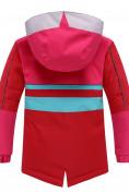 Оптом Горнолыжный костюм детский Valianly красного цвета 9006Kr, фото 3