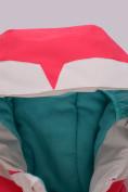 Оптом Горнолыжный костюм детский Valianly красного цвета 9006Kr, фото 6