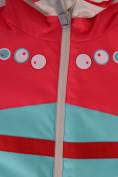 Оптом Горнолыжный костюм детский Valianly красного цвета 9006Kr, фото 23