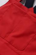 Оптом Горнолыжный костюм детский Valianly красного цвета 9006Kr, фото 17