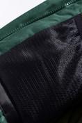 Оптом Горнолыжный костюм Valianly детский темно-зеленого цвета 90071TZ в Екатеринбурге, фото 10