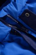 Оптом Горнолыжный костюм Valianly детский темно-синего цвета 90071TS, фото 9