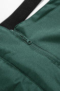 Оптом Горнолыжный костюм Valianly детский темно-зеленого цвета 90071TZ в Екатеринбурге, фото 17