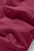 Оптом Горнолыжный костюм Valianly для девочки малинового цвета 90081M в Екатеринбурге, фото 19