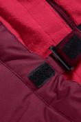 Оптом Горнолыжный костюм Valianly для девочки малинового цвета 90081M в Екатеринбурге, фото 16