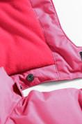 Оптом Горнолыжный костюм Valianly для девочки малинового цвета 90081M в Екатеринбурге, фото 8